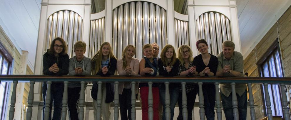Orgelkurs