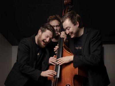 Trio no Treble til Mosjøen